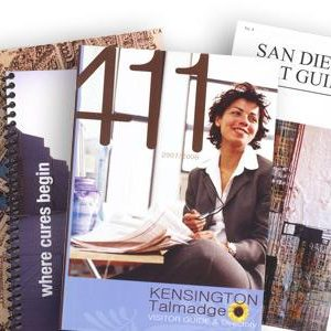 Catalogs & Booklets