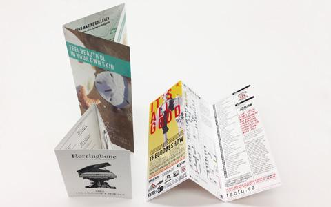 Tri-Folds & Brochures