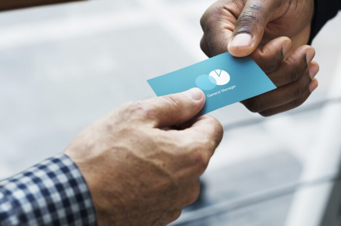 Are Business Cards Still Relevant In 2021? Yes, They Are